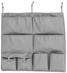 Honey-Can-Do 2-In-One Bed Organizer