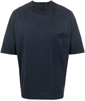 Transit oversized short-sleeve T-shirt