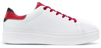 Tommy Hilfiger contrast panel sneakers