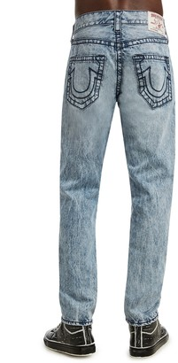 True Religion Faded Skinny Fit Jeans