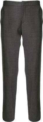 Solid Homme Slim Fit Trousers