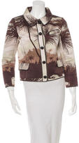 Proenza Schouler Quilted Silk Jacket
