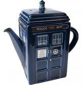 UT Doctor Who Figural TARDIS Teapot