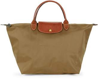 Longchamp Foldable Zip Tote