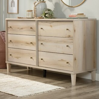 Foundry Select Sydnor Willow Place 6 Drawer Double Dresser