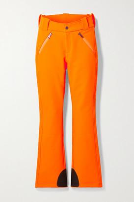 Bogner Haze Bootcut Ski Pants - Orange