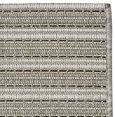Williams-Sonoma Williams Sonoma Faux Natural Stripe Indoor/Outdoor Rug, Gray