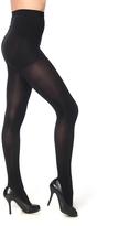 Joan Vass Black Shaper Tights