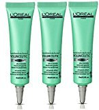 L'Oreal Volumceutic Intra Cylane Anti Gravity Effect Volume Booster Serum -)3 x 15ml / 0.6 oz) Intense treatment for thin hair- Increases volume of hair - Long lasting effect - Increases Hair Mass in long term treatment