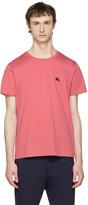 Burberry Pink Tunworth T-Shirt