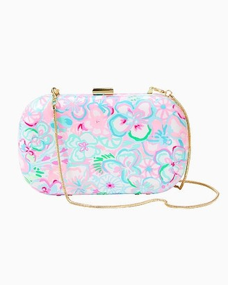 Lilly Pulitzer Lidia Minaudiere Clutch