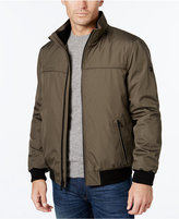 Calvin Klein Men's Stand-Collar Bomber Jacket