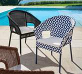 Pottery Barn Dining Side Chair Cushion Slipcover