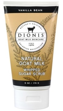 Dionis Sugar Scrub, Vanilla Bean