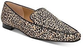 Via Spiga Women's Aylee Leopard Print Loafers