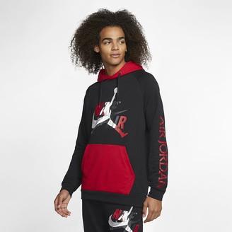 Nike Mens Lightweight Fleece Pullover Jordan Jumpman Classics