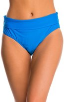 Jones New York Basic Core Fold Over Bikini Bottom 8124050