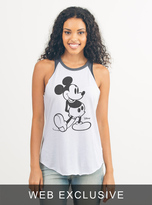 Junk Food Clothing Mockey Mouse Raglan Tank-ew/jb-l