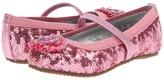 Stride Rite Disney Aurora Flat (Toddler/Little Kid) (Pink) - Footwear