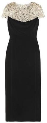 Jenny Packham 3/4 length dress