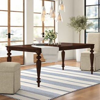 Three Posts Brylee Extendable Dining Table
