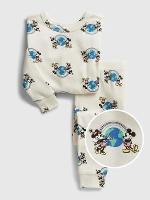Disney babyGap   Mouse Graphic PJ Set