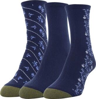 Gold Toe Women's Midi Crew Socks