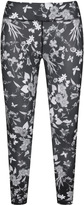 Rohnisch Plus Size 7/8 length printed leggings