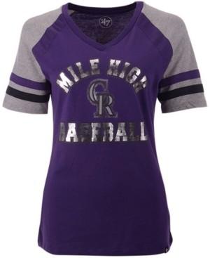 '47 Colorado Rockies Women's Local Phrase Pavilion T-Shirt