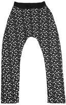 Yporqué Guitars Print Cotton Sweatpants