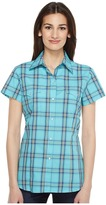 Roper 0831 Sea Ombre Plaid Women's Clothing
