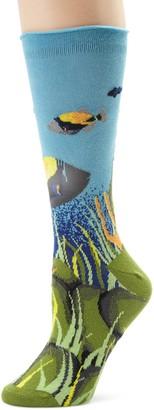 Ozone Women's Under The Sea Socks