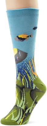 Ozone Women's Under The Under The Sea Socks