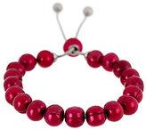 Honora Cultured Pearl Adjustable Stainless Steel Bracelet