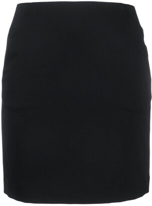 Karl Lagerfeld Paris STUDIO KL high-rise mini skirt