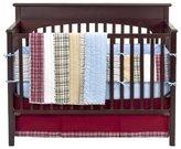 Bacati Aidan 4 Piece Crib Bedding Set