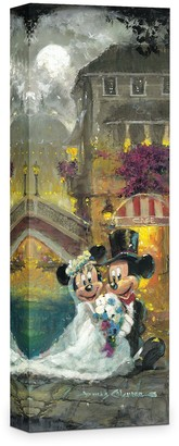 Disney ''Happy Together'' Giclee on Canvas by James Coleman