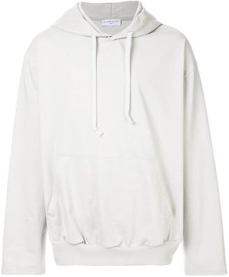 Ih Nom Uh Nit slogan print hoodie