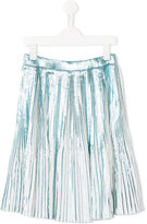 Little Marc Jacobs pleated skirt - kids - Polyester - 8 yrs