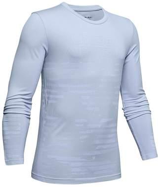 Under Armour Seamless Long Sleeve Shirt (Little Boys & Big Boys)