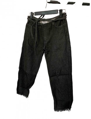Marques Almeida Black Denim - Jeans Jeans