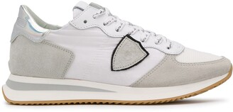 Philippe Model Paris panelled logo patch sneakers