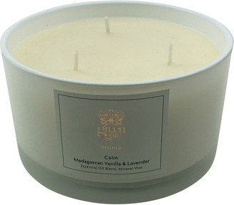 GreenGate Green Gate - Large Calm Candle - White