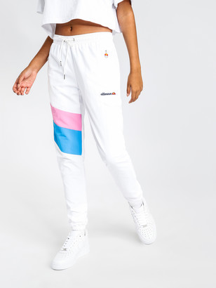 Ellesse Coco Track Pants in White
