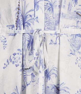 AllSaints Tate Tajpur Dress
