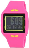 Vestal Unisex HLMDP011 Helm Surf & Train Digital Pink Sport Watch