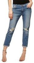 Sanctuary Women's Ripped Slim Boyfriend Jeans