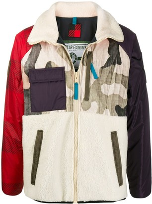 Woolrich Second Life sherpa jacket