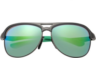 Breed Jupiter Gunmetal Sunglasses w/ PolarizedLenses