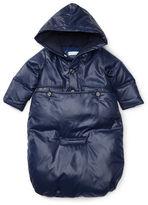 Ralph Lauren Taffeta Bunting Bag, Newborn-9 Months